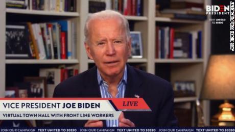 Biden's campaign rushes to blunt Trump's digital advantage