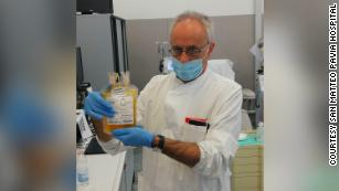 Italy aims to turn suffering to advantage with experimental Covid-19 treatment
