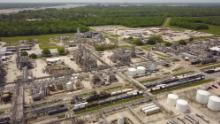 St. John the Baptist Parish sits among a sprawling collection of chemical plants and oil refineries along the Mississippi River between Baton Rouge and New Orleans.