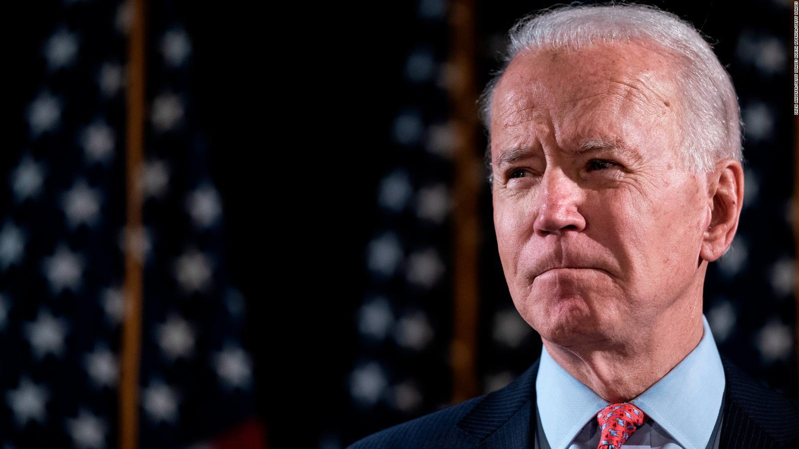Kamala Harris Is Biden's Choice for Vice President