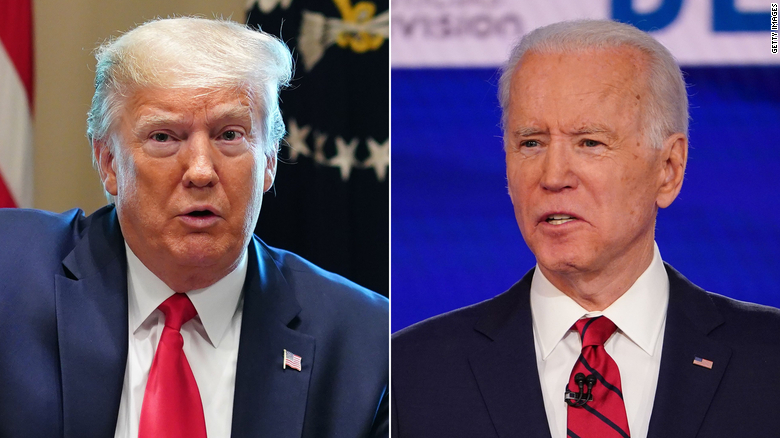 Biden And Trump Why Doctors Say Attacks On Age Can Be Dangerous Cnn