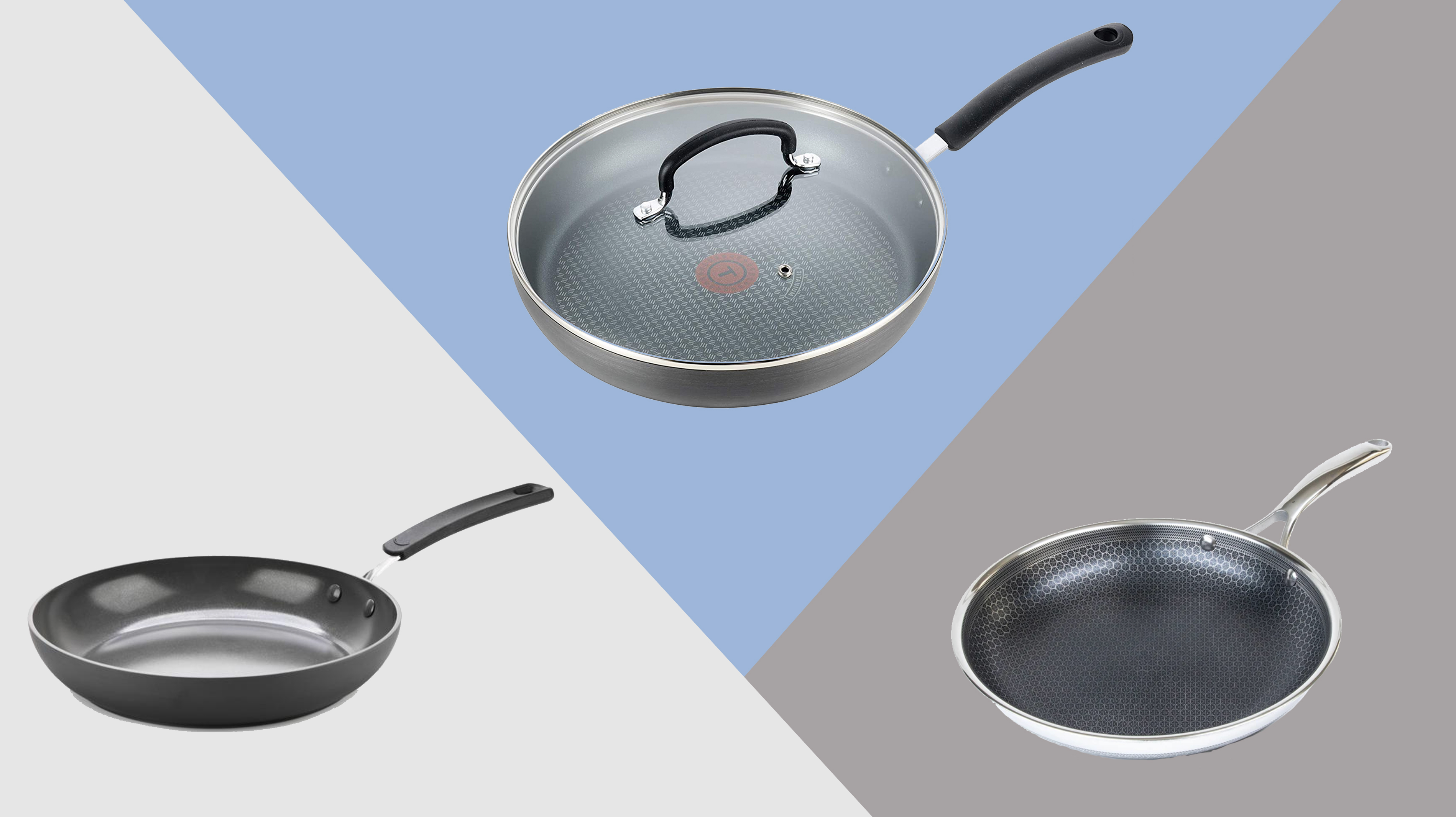 Best Nonstick Pans We Tested T Fal Hexclad Greenpan Cuisinart And More Cnn Underscored