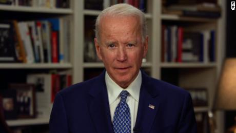 Biden says he's starting to put together a White House transition team