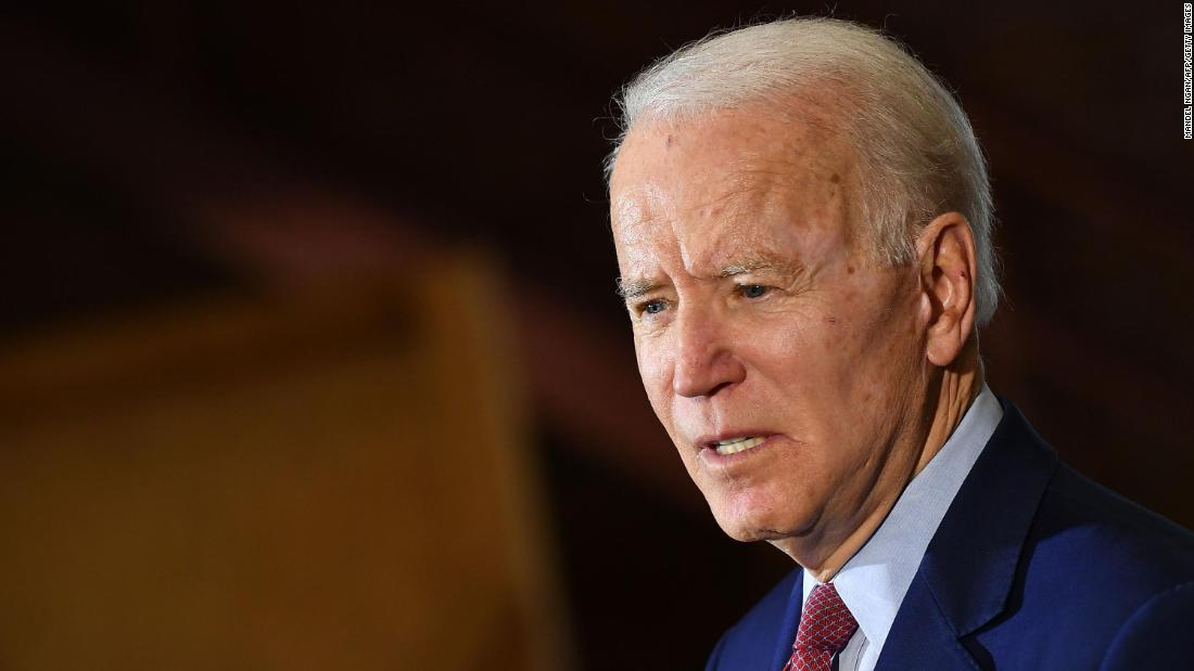 Photo of Joe Biden just missed a golden opportunity to address the Tara Reade allegations | Analysis by Chris Cillizza, CNN Editor-at-large