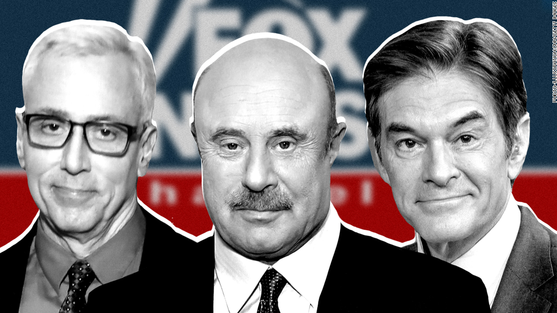 Dr. Oz, Dr. Phil, and Dr. Drew: Fox News keeps inviting TV doctors on air who say crazy things