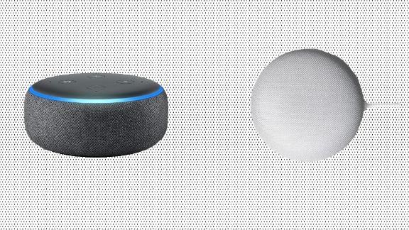 Basic smart speakers
