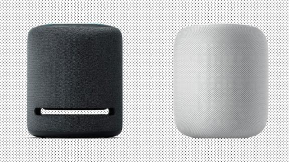 Smart speakers with booming sound