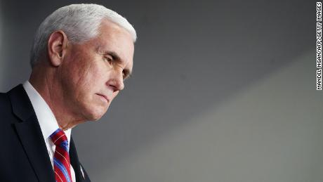 Pence does not even quarantine and plans to be in the White House on Monday