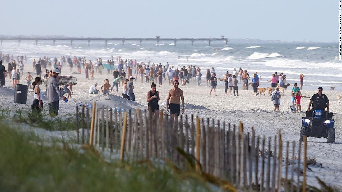 States have begun unveiling plans to reopen but whether it's safe to do so is still unclear thumbnail