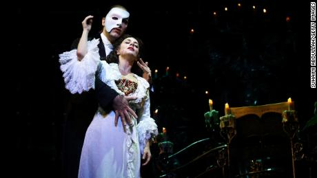 Stream 'The Phantom of the Opera' by Andrew Lloyd Webber for free this weekend only