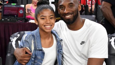 Kobe Bryant and his daughter Gianna were killed in a helicopter crash in Calabasas along with seven other people.