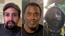 Celebrities unite to show support for underserved communities battling coronavirus