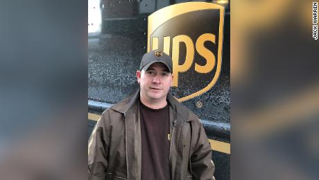 Jack Warren, A UPS driver and a union leader in Providence, says he's taking three times as many phone calls from drivers as usual.