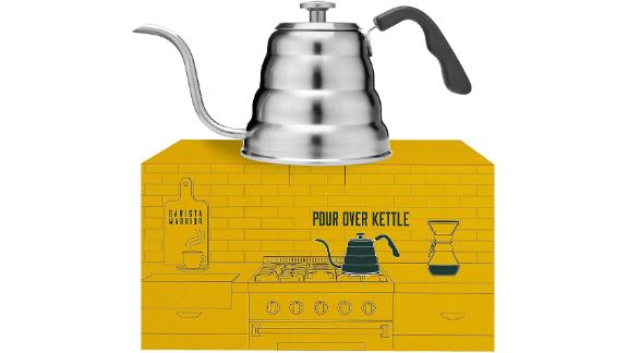Barista Warrior Pour Over Kettle with Thermometer
