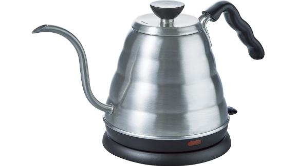 Hario V60 Buono Gooseneck Coffee Kettle, Electric
