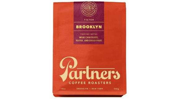 Partners Coffee, Coffee Filter Blend Brooklyn