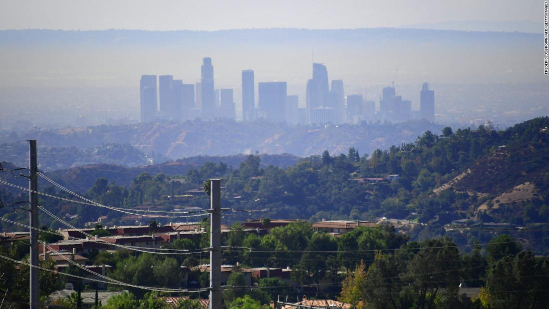 Air quality in US dramatically worse, says new 'State of the Air' report - CNN