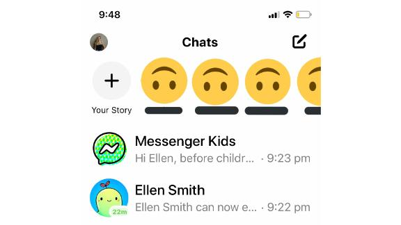 Messenger And Messenger Kids Breakdown Keep Your Friends Physically Distant But Virtually Close With Messenger And Messenger Kids Cnn Underscored