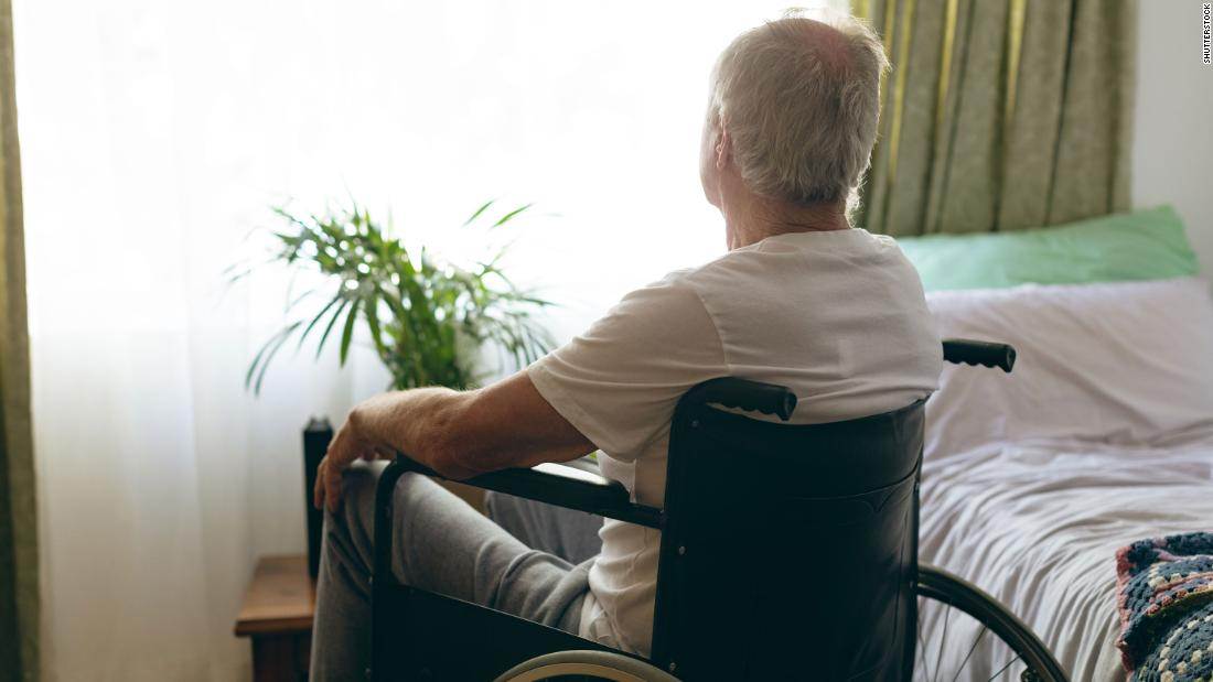 Seniors with Covid-19 show unusual symptoms, doctors say