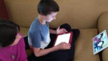 Coronavirus forces parents to change screen time plans