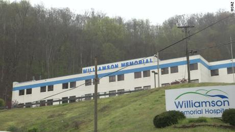 Williamson Memorial Hospital closed Tuesday leaving Mingo County West Virginia without a hospital