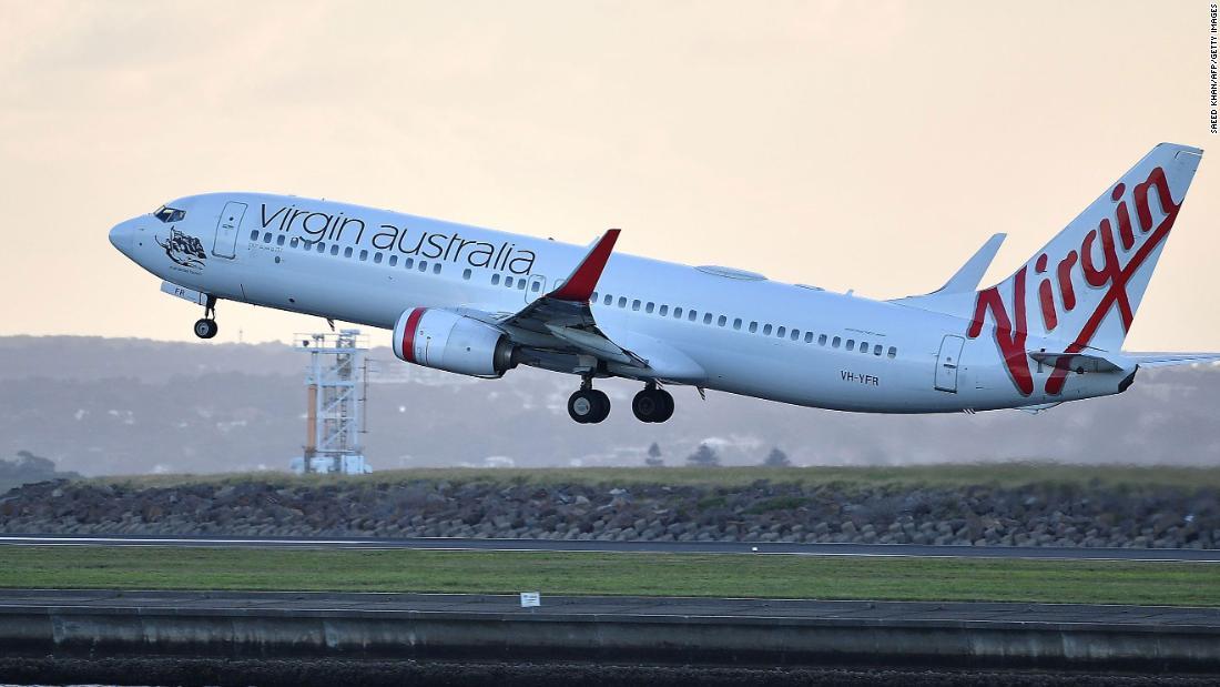 Virgin Australia enters voluntary administration as coronavirus ...