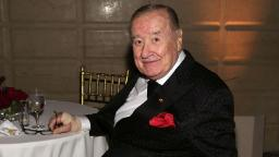 Sirio Maccioni, famed restaurateur and founder of Le Cirque, has passed away at 88