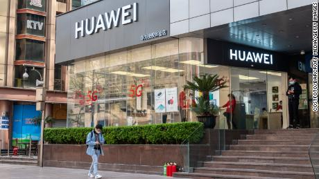 Huawei sees delays to 5G in Europe as its first quarter revenues flatline