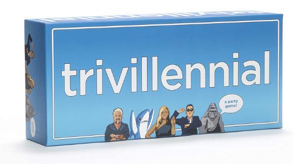 Trivillennial - The Trivia Game for Millennials