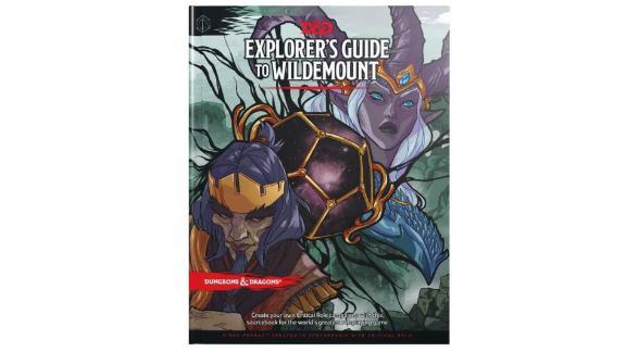 D&D (5e) Critical Role Explorer's Guide to Wildemount