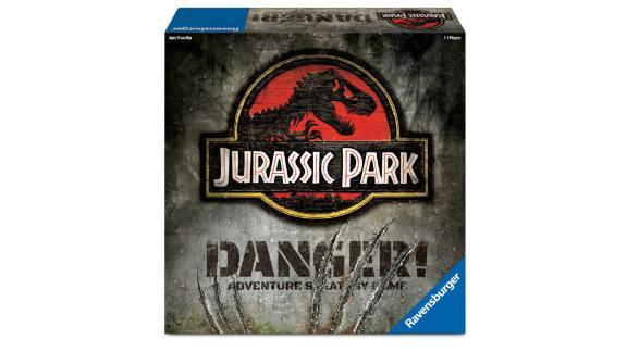 Jurassic Park Danger!