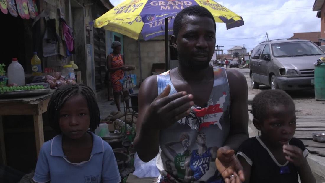 Nigerian citizen: I prefer to die from Covid-19 than hunger - CNN Video