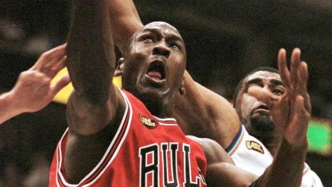Michael Jordan's children reveal the extent of their dad's competitive streak  - CNN