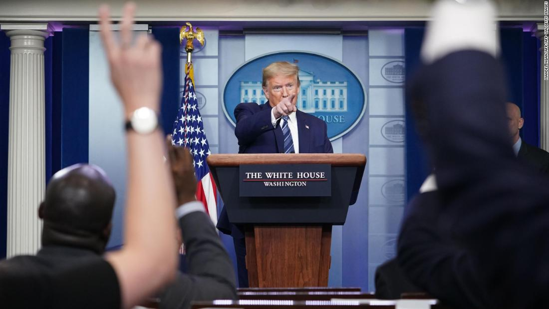 Trump's history of promoting hydroxychloroquine
