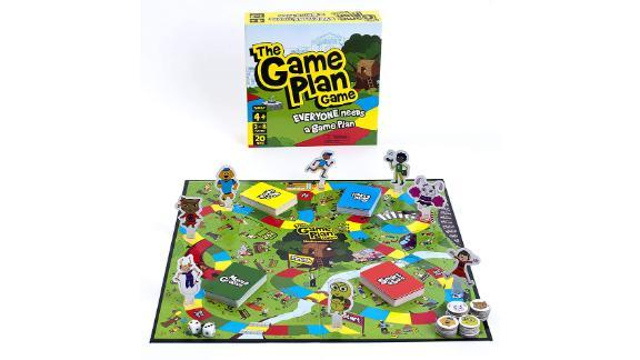 The Game Plan Game