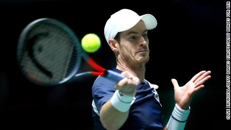 Time Out: Andy Murray using lockdown to see his kids grow up