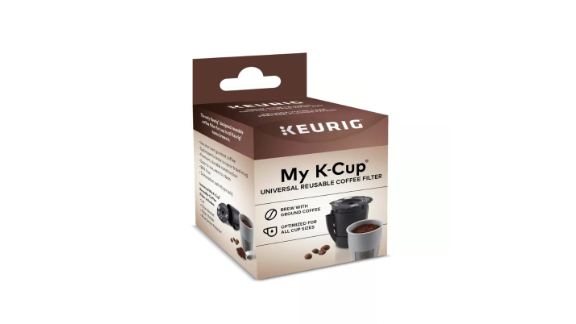 My K-Cup Universal Reusable Coffee Filter