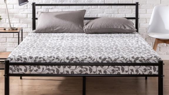Zinus Geraldine Metal Platform Bed Frame