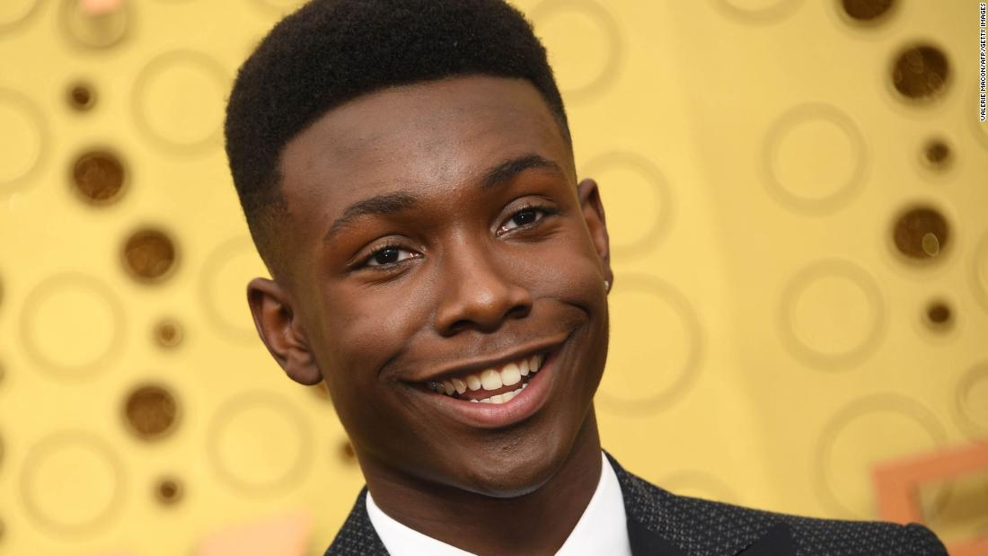Niles Fitch playing Disney's first black, live action prince - CNN