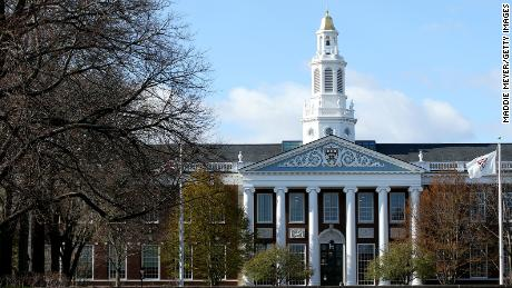 Harvard will be open in the fall, but many classes may still be online, the university's provost said.