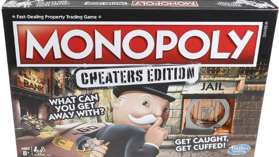 Monopoly: Cheaters Edition Game