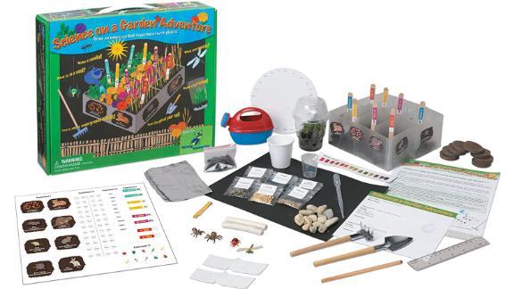 The Magic School Bus Science on a Garden Adventure