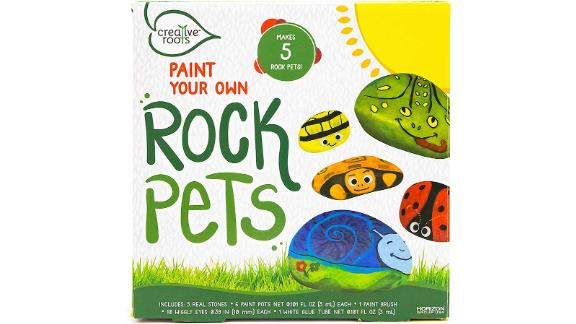 Creative Roots Paint Your Own Rock Pets