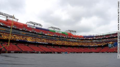 If the NFL is able to kick off in September, it may be with no spectators in the crowd.