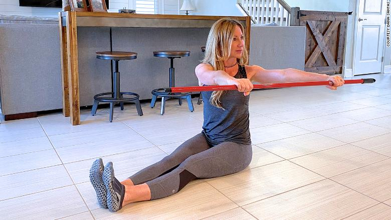 Five household items you can use to work out your whole body