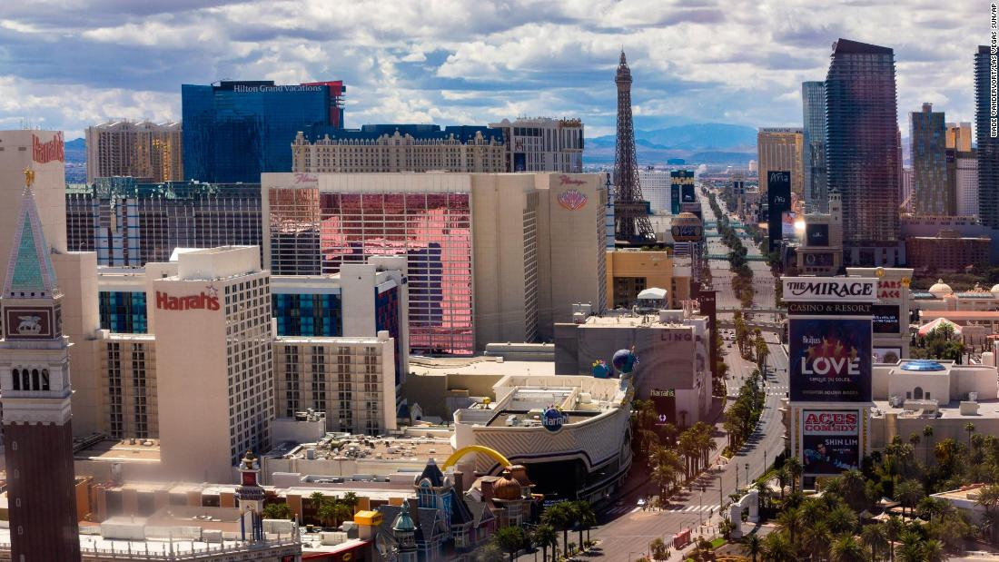 Las Vegas Casinos Will Not Be Reopening Anytime Soon Cnn