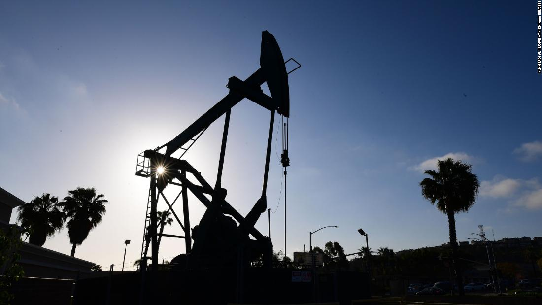 Oil is up nearly 70% since the election, a record in the modern era - CNN