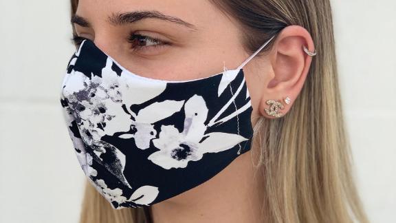 ZhenLinen Double Layer Face Mask