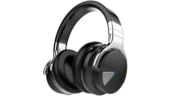Cowin E7 Active Noise Canceling Headphones Bluetooth Headphones