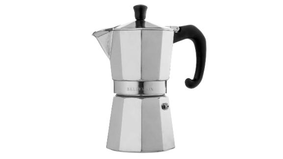 Bellemain Stovetop Espresso Maker Moka Pot